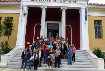 Εκδρομή και ξεναγήσεις σε Βόλο και Πήλιο για φίλους και μέλη της Ιστορικής Αρχαιολογικής Εταιρείας