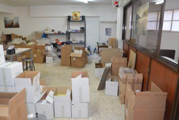 Εκατοντάδες χιλιάδες σκευάσματα και χιλιάδες ευρώ στα ευρήματα της Οικονομικής Αστυνομίας