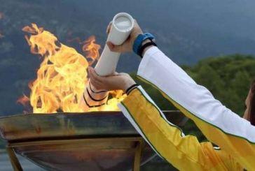 Την Τετάρτη 25 Οκτωβρίου το Αγρίνιο υποδέχεται  την Φλόγα των Χειμερινών Ολυμπιακών- Ποιοί οι τέσσσερις λαμπαδηδρόμοι