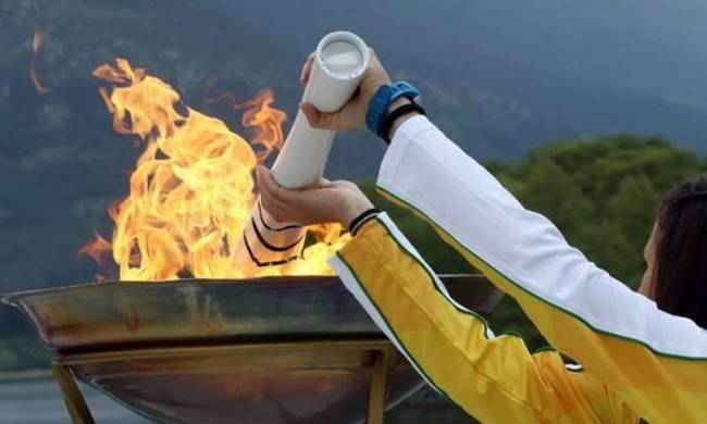 Το πρόγραμμα διέλευσης και υποδοχής της Ολυμπιακής Φλόγας στη Ναύπακτο