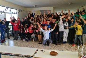 Εκδήλωση για τον Αθλητισμό και την Παιδεία στις σχολικές μονάδες των Φυτειών
