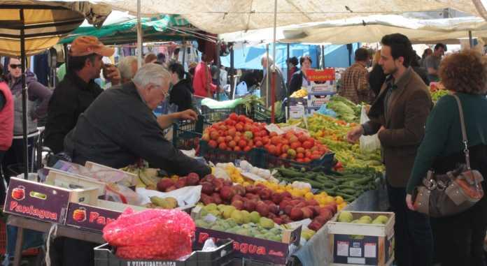 Πώς θα λειτουργεί η Λαϊκή Αγορά Ναυπάκτου έως και τις 25.4.2020