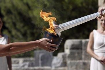 Από την Κλαδική Κουρέων Κομμωτών Ελλάδας οι κομμώσεις των ιερειών στην αφή της Ολυμπιακής Φλόγας