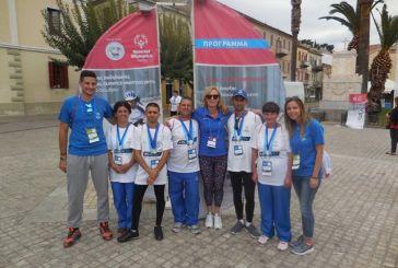 Διακρίσεις για την ομάδα ποδηλασίας του εργαστηρίου «Παναγία Ελεούσα» στο Ναύπλιο