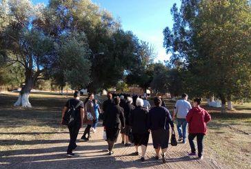 Iερά Παράκληση από τον Ιερο Ναό Αποστόλου Φιλίππου Γραμματικούς στην Ιερά Μονή Παναγίας Λεσινιώτισσας