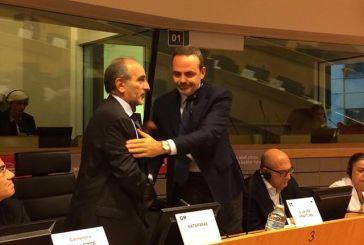 Ο Απόστολος Κατσιφάρας παρέδωσε την προεδρία της Διαπεριφερειακής Ομάδας «Αδριατική-Ιόνιο» της ΕτΠ (video)