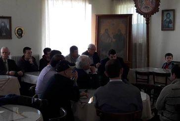 Ετήσια γενική συνέλευση του συλλόγου ιεροψαλτών στο Αγρίνιο