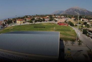 Γήπεδο Αντιρρίου: Κόντρα Ατρομήτου με τον Δήμο Ναυπακτίας για τα πανό