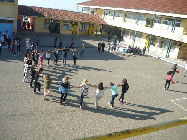 Η Πανελλήνια Ημέρα Σχολικού Αθλητισμού στο Γυμνάσιο Αιτωλικού