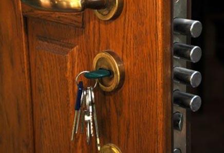 Πόρτες ασφαλείας… και κρατήστε τους ανεπιθύμητους μακριά