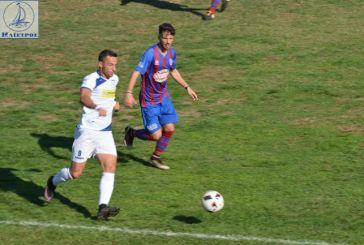 Γε(νέος) Αμφίλοχος άλωσε την Λευκάδα,  0-3 τον Τηλυκράτη