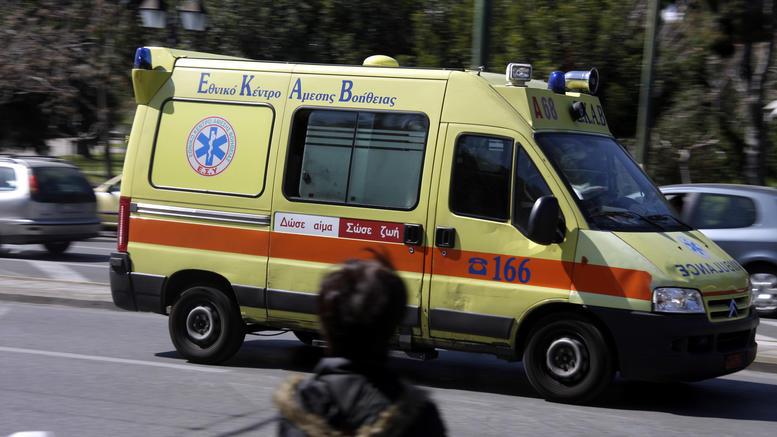 Σε κρίσιμη κατάσταση τεχνικός του ΟΤΕ από εργατικό ατύχημα  στο Καρπενήσι