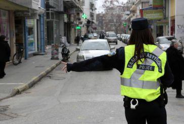 Οδηγούσε μεθυσμένος, τράκαρε και συνελήφθη στον Άγιο Κωνσταντίνο Αγρινίου