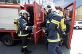 Ζημιές απο φωτιά σε κατοικία στο Αγρίνιο