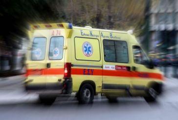Τροχαίο με τραυματισμό παιδιού στη Ναύπακτο