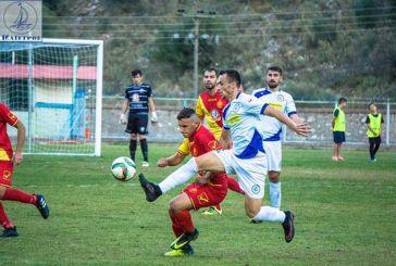Σε ρυθμό «ρελαντί» ο Αμφίλοχος 4-1 την Καστοριά – Δηλώσεις προπονητών (video)
