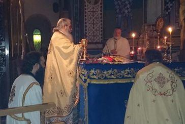 Εορτή της Ανακομιδής των Λειψάνων του Αγίου Γεωργίου στο Αγρίνιο