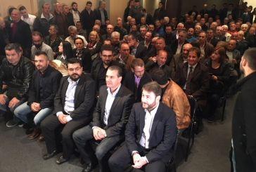 Ανδρουλάκης στο Αγρίνιο: «Δεν εκφράζουμε τις πολιτικές ελίτ, τα συμφέροντα και τους… βολεψιματίες» (φωτό)