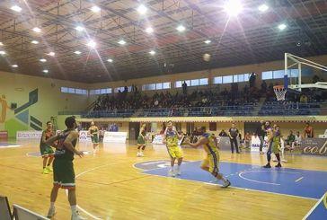 Νέα εντός έδρας ήττα για τον Α.Ο. Αγρινίου με 59-70 από το Πευκοχώρι
