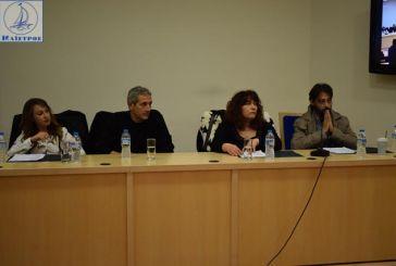 Απονομή βραβείων του 2ου Πανελληνίου Διαγωνισμού Ποίησης στην Αμφιλοχία (video)