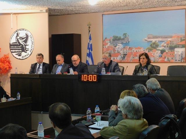 Συνεδριάζει εκτάκτως για το θέμα του ΤΕΙ το δημοτικό συμβούλιο Ναυπακτίας