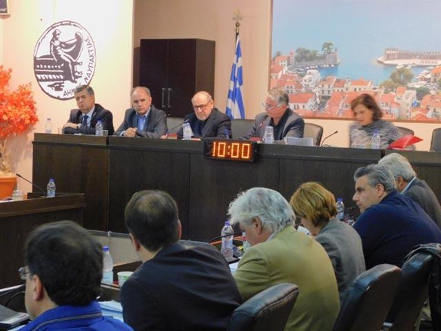 Το Δημοτικό Συμβούλιο Ναυπακτίας αντίθετο στην κατάργηση του τμήματος ΤΕΙ
