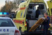 'Οχημα έπεσε σε γκρεμό κοντά στη Χούνη