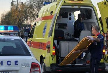 Tροχαίο με σοβαρό τραυματισμό 80χρονου στον Άγιο Στέφανο