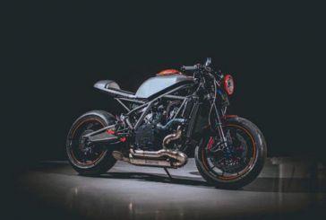 Η πρώτη ελληνική μοτοσικλέτα είναι γεγονός