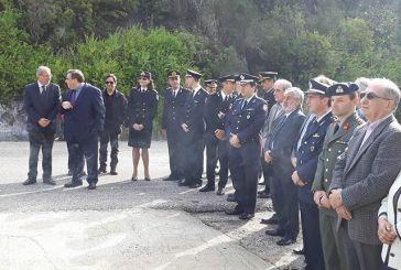 Τιμήθηκε η Ημέρα Μνήμης Πεσόντων Πυροσβεστών με επιμνημόσυνη δέηση στο μνημείο του Πυρονόμου Κωστάκη