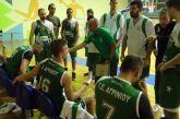 Τα μέλη της επιτροπής μπάσκετ της Γυμναστικής Εταιρείας Αγρινίου