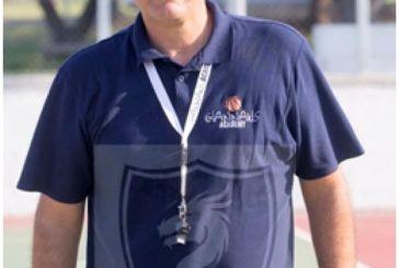 Τεχνικός Διευθυντής στο τμήμα μπάσκετ του Παναιτωλικού ο Γιάννης Γράψας
