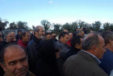 Δυναμική διαμαρτυρία στη Γουργουβλή Θυρρείου ενάντια στην εγκατάσταση μονάδας καύσης βιορευστών