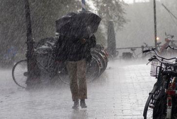 Η Λητώ φθάνει απόψε αγριεμένη,με βροχές,καταιγίδες,χιόνια,κρύο