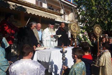 Εορτάσθηκε το θαύμα της Παναγίας της «Γρίπης» στα Καλύβια