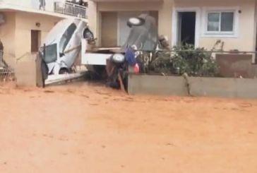 Επτά οι νεκροί από την κακοκαιρία – Πνίγηκαν η Μάνδρα και η Νέα Πέραμος (video)