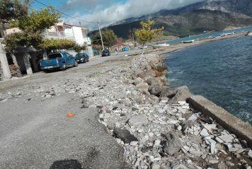 Στην αρμοδιότητα του Δήμου Ναυπακτίας οι παραλίες  Κρυονερίου και Κάτω Βασιλικής