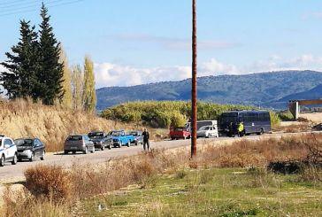 Τώρα:  Κλειστός ο δρόμος Αμφιλοχίας – Βόνιτσας στη διασταύρωση για Θύρρειο ως ένδειξη διαμαρτυρίας για τα βιορευστά