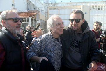 Νωρίτερα επέστρεψε στη φυλακή ο Κουφοντίνας