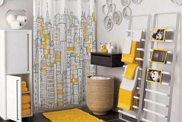 Δέκα τρόποι για να συμπεριλάβετε κουρτίνες στην διακόσμηση του μπάνιου σας