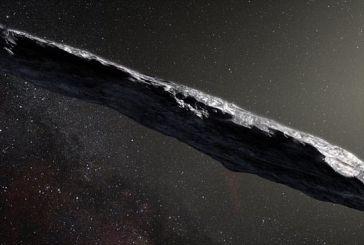 Επιστήμη – Αστρονομία: Με μακρύ διαστημόπλοιο έμοιαζε ο περίεργος αστεροειδής-επισκέπτης που πέρασε από το ηλιακό μας σύστημα