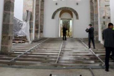 Βρέθηκε άθικτο θαυμάσιο μωσαϊκό 100 τ.μ. του 370 μ.Χ. στην Τραπεζούντα