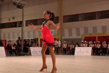 Στο Παγκόσμιο Πρωτάθλημα Latin Χορών η Νεφέλη Κάτρη της σχολής χορού Dance Academy