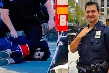 Ομογενής αστυνομικός αφόπλισε τον ισλαμιστή τρομοκράτη στο Μανχάταν