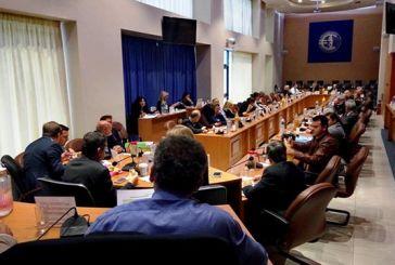 Συζήτηση για τα Σχέδια Διαχείρισης Λεκανών Απορροής στο Περιφερειακό Συμβούλιο