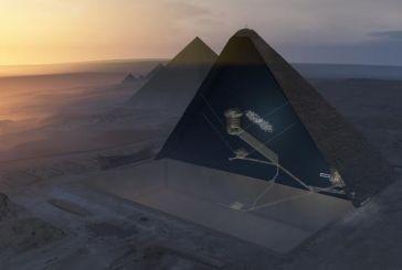 Αίγυπτος: Μυστική κοιλότητα 30 μέτρων ανακαλύφθηκε στην πυραμίδα του Χέοπα