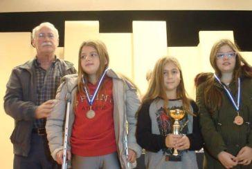 Ρεκόρ συμμετοχών στο 5ο Σχολικό Πρωτάθλημα Σκακιού στο Αγρίνιο