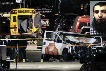 Οκτώ νεκροί στην πρώτη φονική τρομοκρατική ενέργεια στη Νέα Υόρκη μετά την 11/09/2001