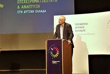 Η ομιλία Βαρεμένου για την ανάπτυξη και την επιχειρηματικότητα στη Δυτική Ελλάδα