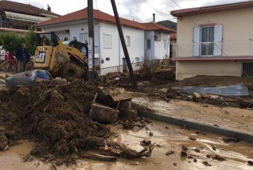 Ο ΣΥΡΙΖΑ Αγρινίου επιρρίπτει  ευθύνες σε Δήμο και Περιφέρεια για τις ζημιές από την κακοκαιρία